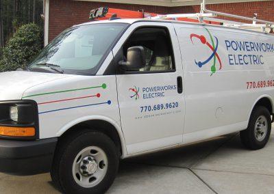 PW - Vehicle Graphics